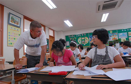 Can You Work in China as a Non-Native English Teacher?