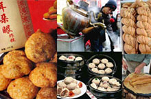 Hungry in the Streets of Tianjin – Traditional Food and Snacks