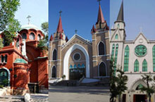 Harbin's Historical Church Heritage