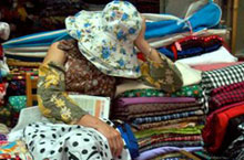 Bargain Shopping in Nanning's Open Markets