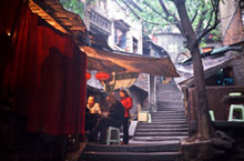 The Disappearing Streets of Old Chongqing