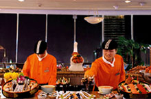 Too Much is Never Enough: Buffets in Wuhan