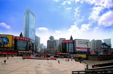 Dalian's Most Popular Shopping Malls Around Qingniwaqiao