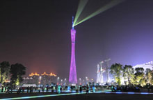 Canton Tower: Guangzhou's Femme Fatale