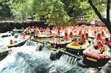 Water Rafting Hot Spots Around Yiwu to Check Out this Summer