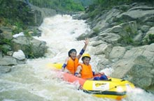 Drifting Right Along: The Best Water Rafting Spots Near Taiyuan
