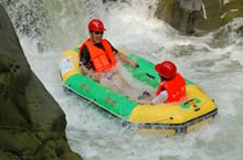 Racing Rapids & Death-Defying Drops: Water Rafting Near Changsha