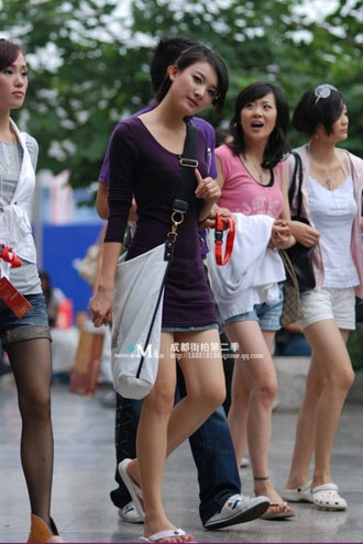 chongqing girls