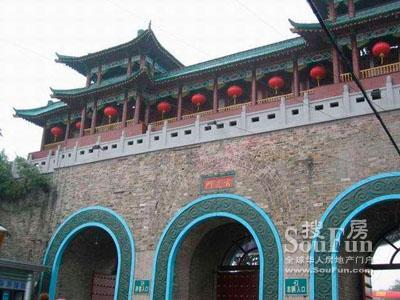 Xuanwu Gate, Nanjing