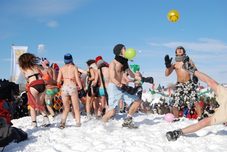 images of quebec winter carnival