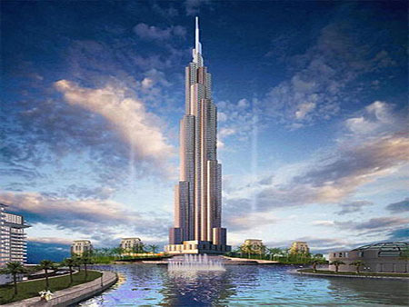 Dubai Tower to Become World's Tallest Building |外国人网