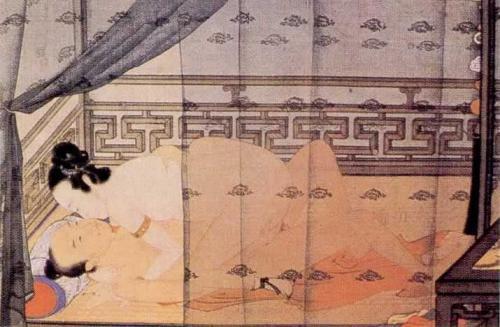 Ancient asian sex
