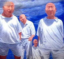 Best chinese contemporary artists fang lijun