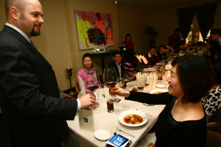 Chinese dining etiquette what not to do at a company for Dining room etiquette