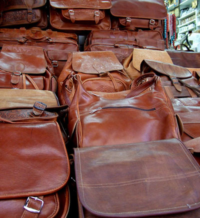 Go Crazy for Leather: Guangzhou's Sanyuanli Market
