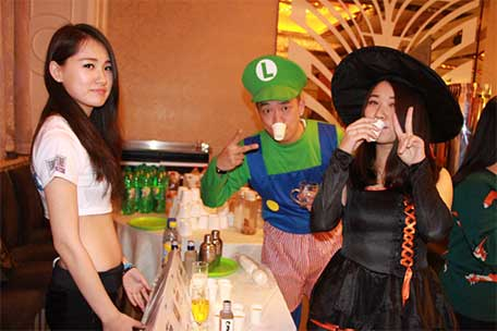 60 of chinese millennials love halloween but know nothing about its