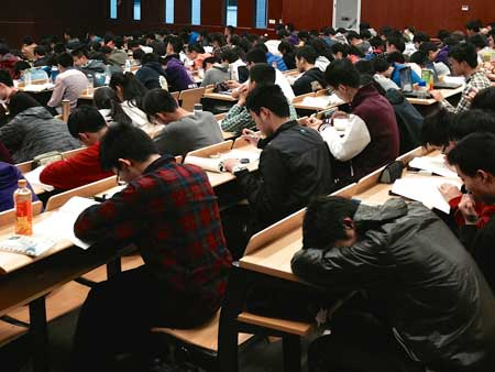 Under Pressure: Chinese Students Go to Extreme Lengths to Get into Top American Schools