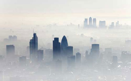 Report Reveals that Air Pollution Damages Reproduction System