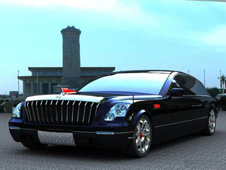 china s hongqi l5 comparable to rolls royce and volvo luxury cars. Black Bedroom Furniture Sets. Home Design Ideas