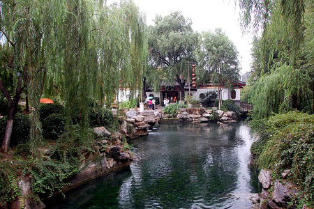 Finding Refuge from the City: Jinan's Free Parks