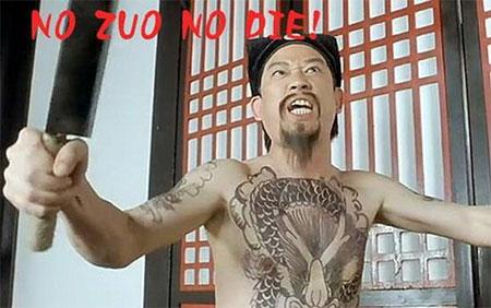 no zuo no die it s ok to be a little crazy 外国人网 echinacities com