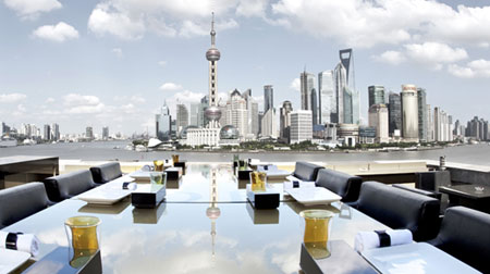 Best Rooftop Patios In Shanghai Bund Edition 外国人网