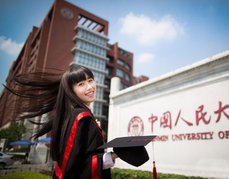 Image result for Renmin University, photos