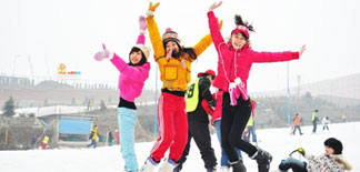 Get Your Skis On! Where to Go Skiing Around Xi'an