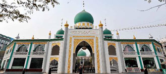The Mosques of Yinchuan: Explore the City's Muslim Flair