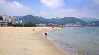 More Than Just a Splash: Shenzhen's Dameisha Beach Park