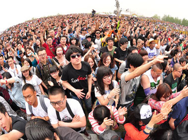 2013 China Music Festival Guide (May-June) – Get Ready to Rock!