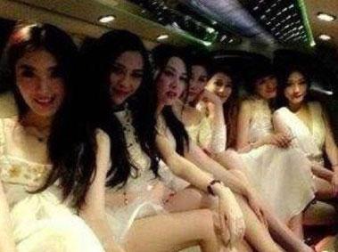 Escort girls in Weinan