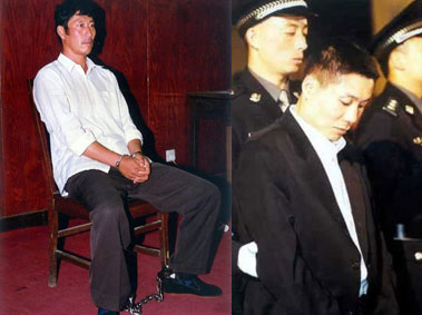 Chinese Criminals: Modern China's Most Violent Offenders