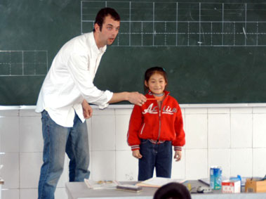 Teaching English in China: The Frustrations of a Foreign Teacher
