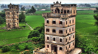 Escape Guangzhou: Visit the Kaiping Diaolou and Villages