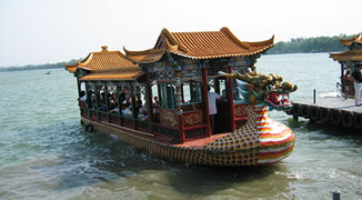 All Aboard! Great Places to Go Boating in Beijing