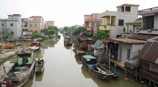 Hai'Ou Island: A Quaint Fishing Island in Guangzhou