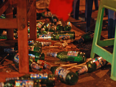 A Killer Hangover: China's Problem with Fake Alcohol