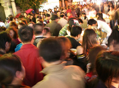 Overcrowding in China: The Cons are Obvious, What About the Pros?