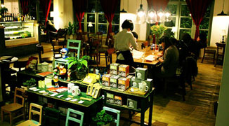 Find a Good Cuppa Joe: Cafés in Fuzhou