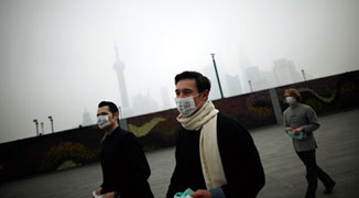China's New Export to the US: Air Pollution