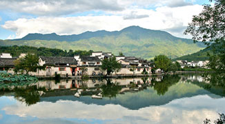 Attractive Ancient Villages in Anhui Province: Xidi & Hongcun