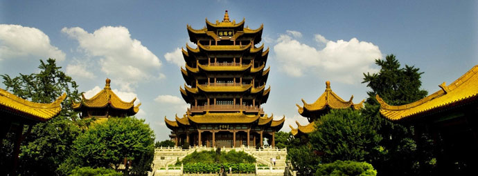 Wuhan teen summer china
