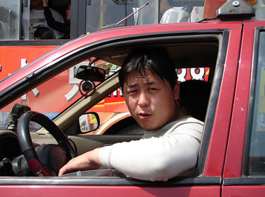 Your Stories: Funniest Conversations with Taxi Drivers in China
