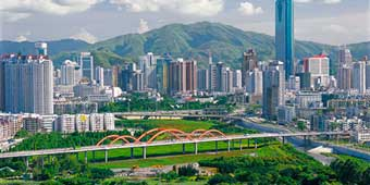 Shenzhen by the District: Luohu