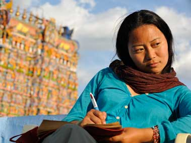Backpacking with Chinese Characteristics: Interview with Travel Author Hong Mei