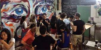 Galleries, Street Art and Fixies: Hipster Shenzhen