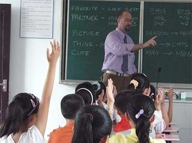 Why Isn't My Child Fluent Already? How Chinese Parents and Schools See Foreign Teachers