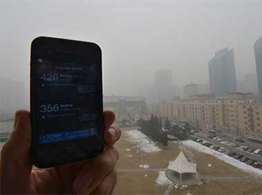 Why Does the U.S. Embassy Report Higher Pollution Levels than Beijing's Monitoring Center?