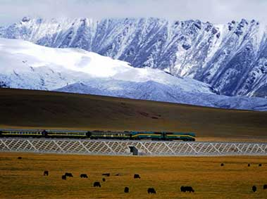 Epic Vacations: China's Best Train Journeys